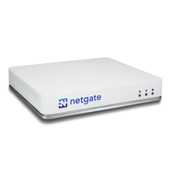 Front of Netgate SG 3100